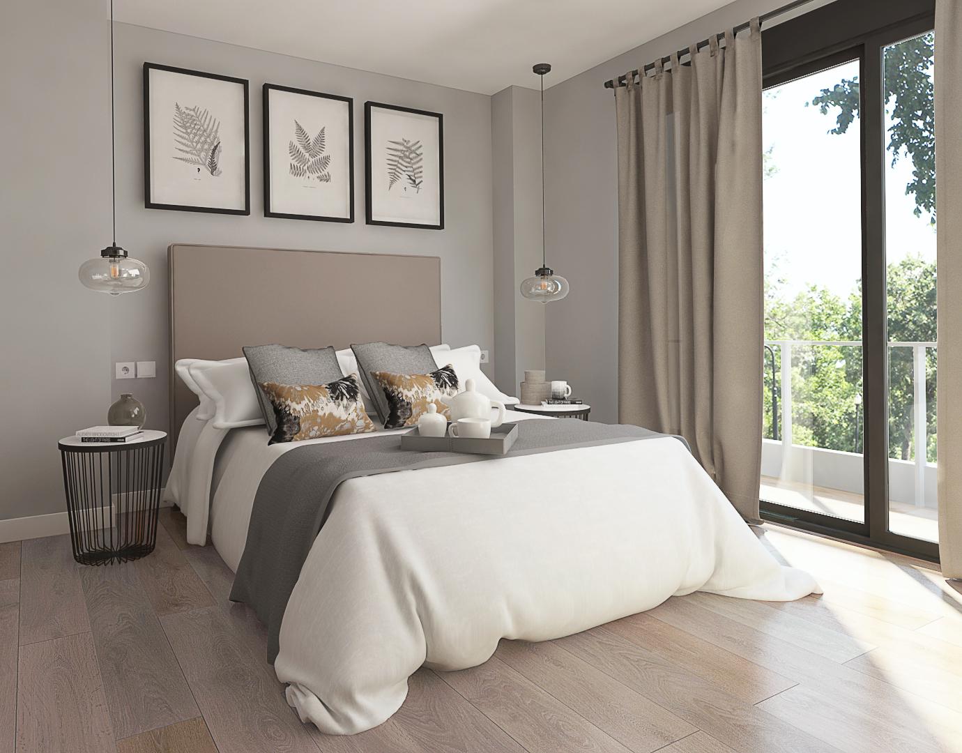 Las viviendas de residencial madrid 127 for Calle jardines getafe